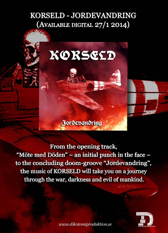 Korselds album - out soon!